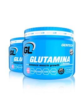 GENTECH Glutamina (250 Grs)
