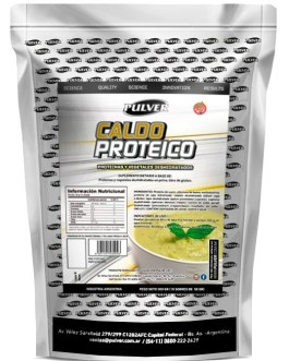 PULVER Caldo Proteico (500 Grs)