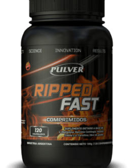 PULVER Ripped Fast (120 Comp)