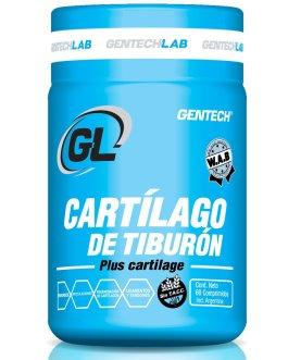 GENTECH Cartilago de Tiburón (60 Comp)