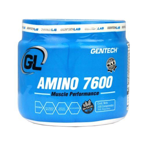 GENTECH AMINO 7600 LADO 1