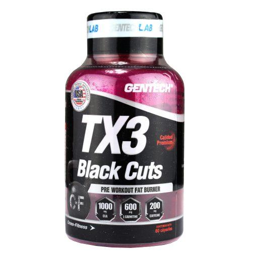 GENTECH TX3 BLACK CUTS