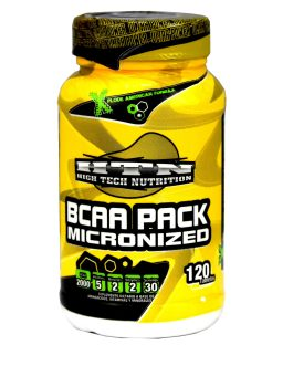 BCAA Pack HTN (120 Comp)