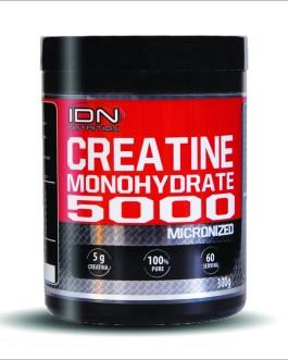 IDN Creatina Monohidrato (300/500 Grs)