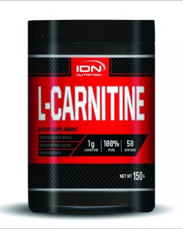 IDN Carnitina (150 Grs) Orange