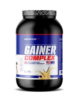 Gainer Complex MERVICK (1500 Grs)