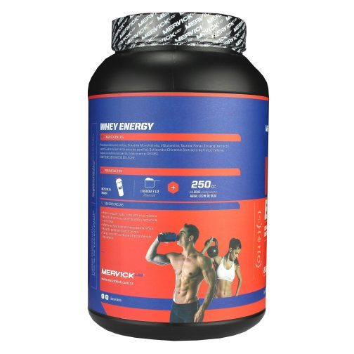 MERVICK WHEY ENERGY