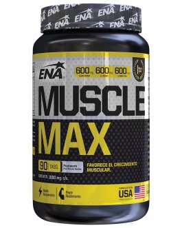Muscle Max ENA SPORT (90 Comp)
