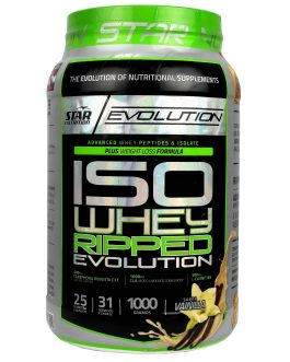 Iso Whey Ripped STAR NUTRITION