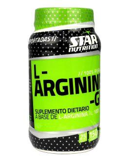 L-Arginina GH Evolution STAR NUTRITION (150 Grs)