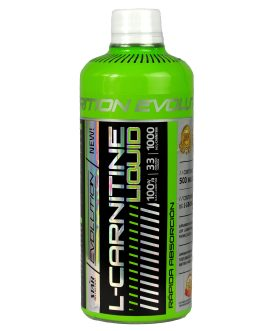 Carnitina Liquida STAR NUTRITION (500 Ml)