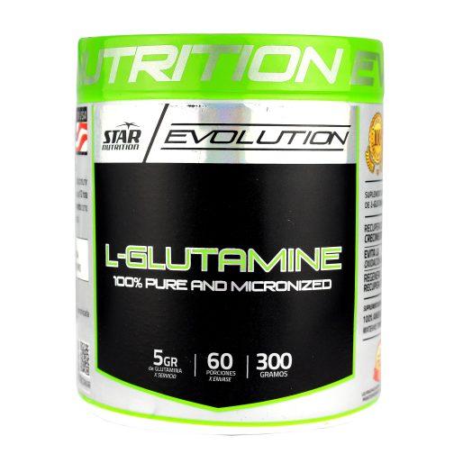 STAR NUTRITION L-GLUTAMINE 1