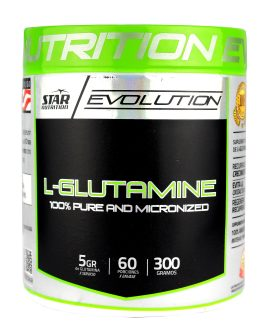 Glutamina STAR NUTRITION (300 Grs)