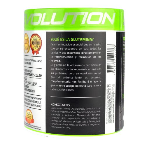 STAR NUTRITION L-GLUTAMINE 4