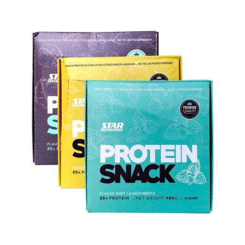 Protein Snack STAR NUTRITION (1U/12U)