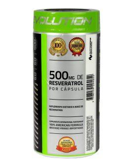 Resveratrol 500 STAR NUTRITION (60 Caps)