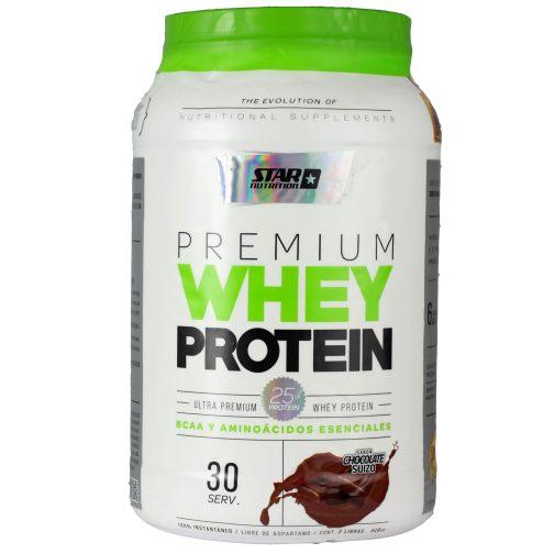 Proteina STAR NUTRITION Premium Whey Evolution