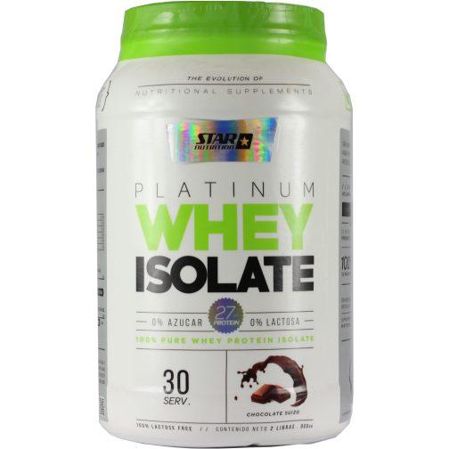 STAR NUTRITION Premium Whey Isolate Evolution (2 Lbs)