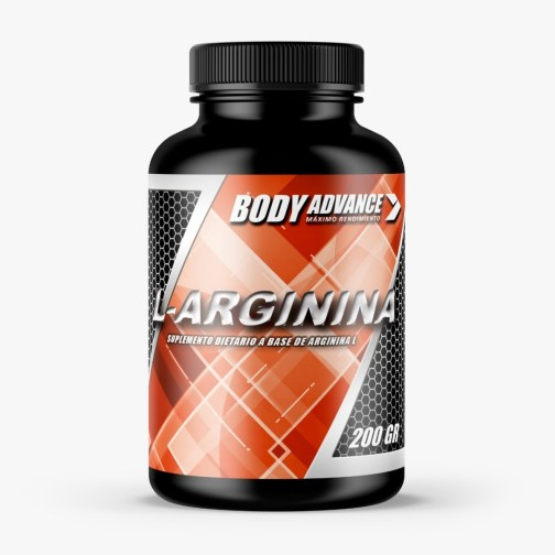 Arginina BODY ADVANCE (200 Grs)
