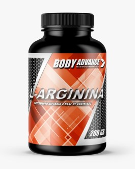 Arginina BODY ADVANCE (200 Grs)