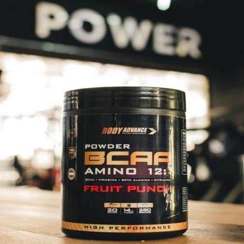 BCAA 12.1 BODY ADVANCE (280 Grs) Fruit