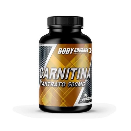 Carnitina 500 BODY ADVANCE (120 Comp)