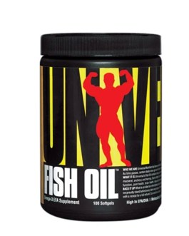 UNIVERSAL Fish Oil (100 Capsulas)