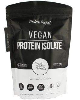 PROTEIN PROJECT Vegan Protein Isolate (908 Grs) – Vainilla Caramel