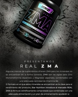 ZMA STAR NUTRITION (90 Caps)