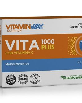 Vita 1000 Plus VITAMIN WAY (30 Caps)