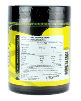 Oxido Nitrico HTN (180 Grs)