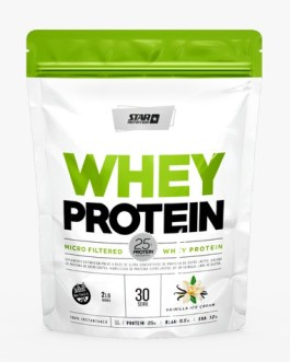 Proteina STAR NUTRITION Whey Protein Doy Pack (908 Grs)