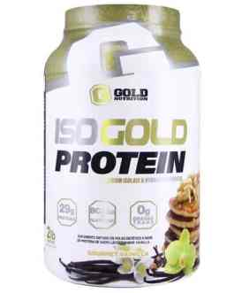 GOLD NUTRITION Iso Gold Protein (907 Grs) – Vainilla