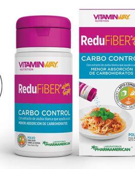 ReduFIBER Carbo Control (50 Grs) VITAMIN WAY
