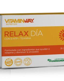 Relax Dia (20 Caps) – VITAMIN WAY
