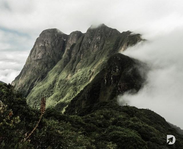 Montanha Pico Parana