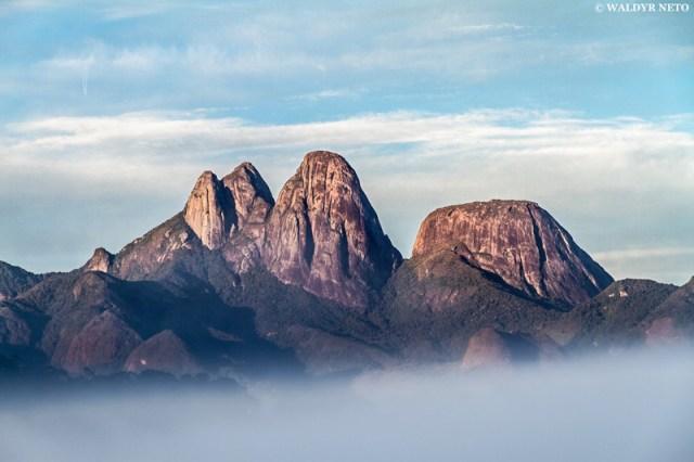 Montanha Tres Picos