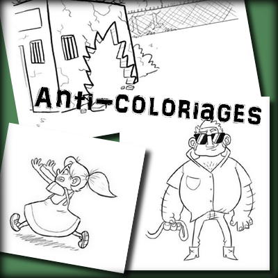 anti-coloriage
