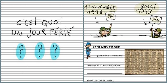 C'est quoi un jour férié ? – Le 11 novembre, pourquoi c'est férié ?