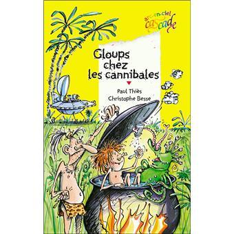 Gloups chez les cannibales – CE2