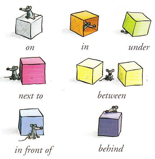 Prepositions Spatiales En Anglais Trace Ecrite Personnalisee on 6 Simple Present Exercises