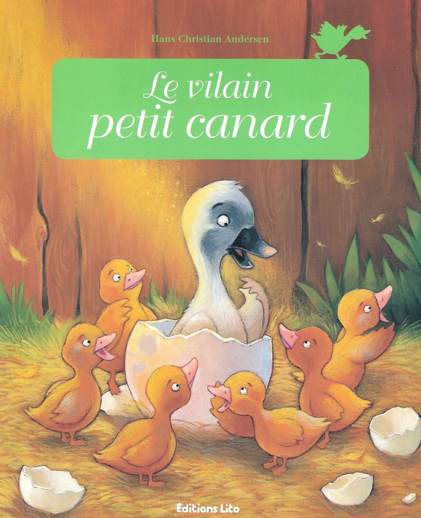 Le vilain petit canard – Hans Christian Andersen – Exploitation pédagogique MS/GS