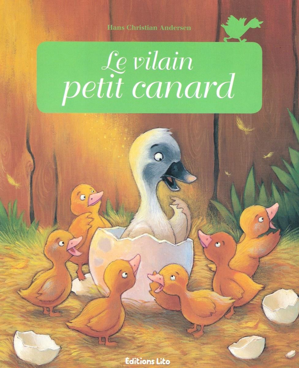 Le vilain petit canard – Hans Christian Andersen – Exploitation pédagogique MS GS – la ma tresse a des yeux dans le dos