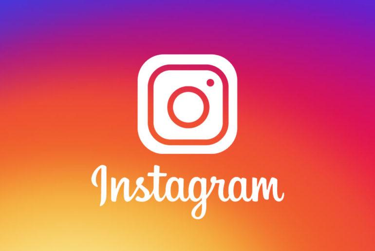 Sur Instagram, enfin !