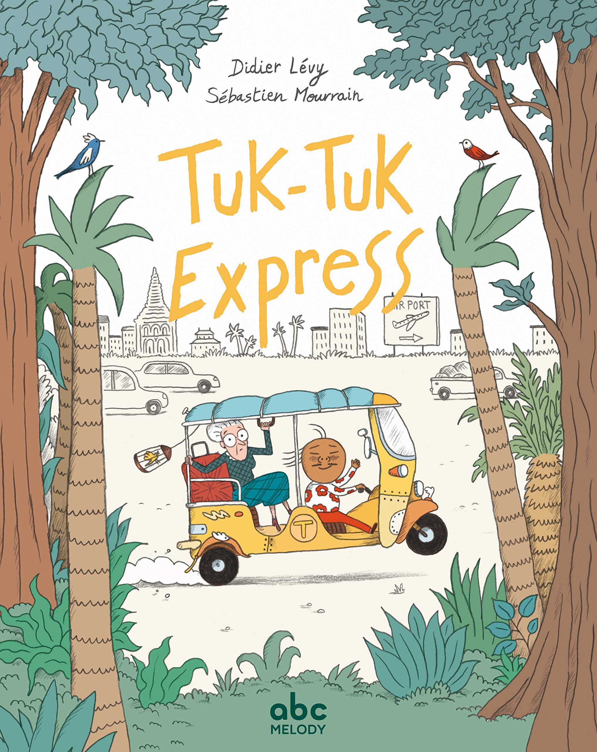 Les Incos 2020/2021 – Sélection CE1 : Tuk-Tuk Express
