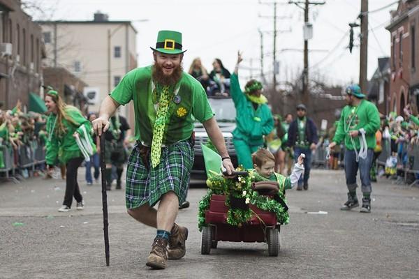 St Patrick's Day – Fêter la St Patrick à l'école