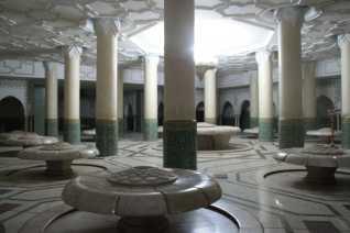 Mosquée Hassan 2 - Casablanca - Salle des Ablutions