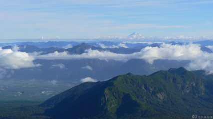 Vue de l'Argentine du Volcan Villarica
