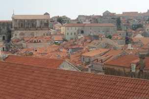 Albums photos de Dubrovnik - photo des toits