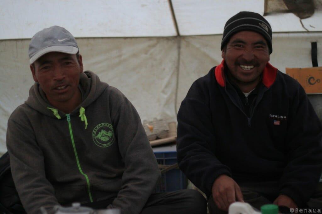 Trek au Zanskar en Himalaya - Portrait en Cuisine - Benoit Richer